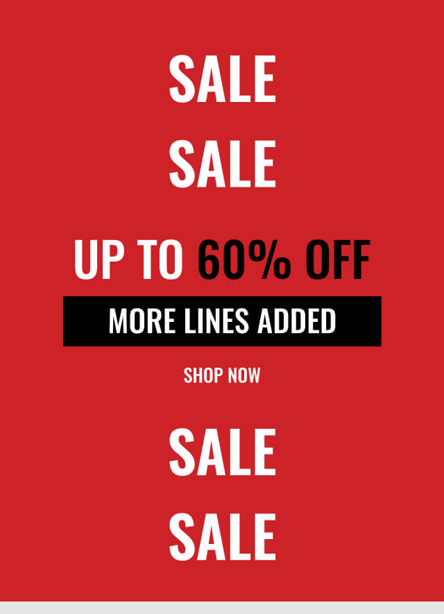 Sale - More Lines Added