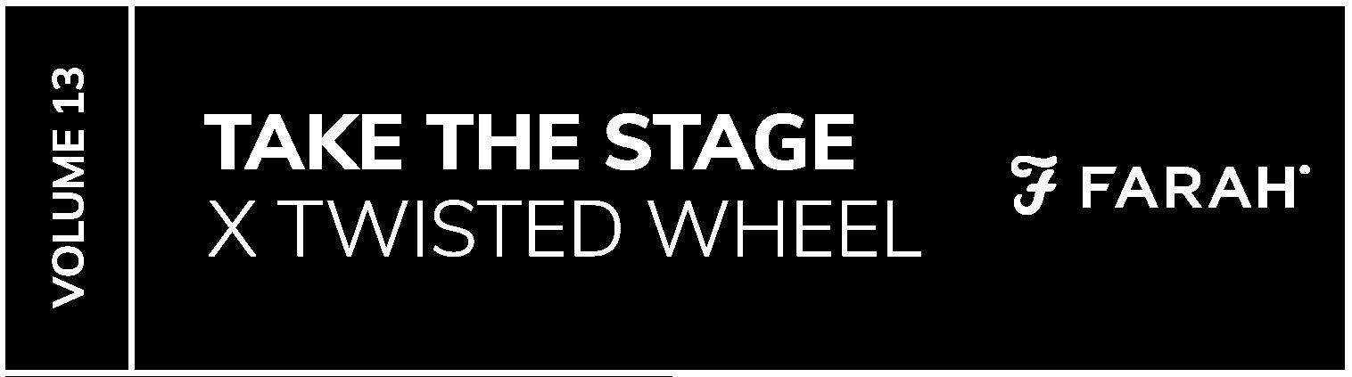 Take The Stage x Farah