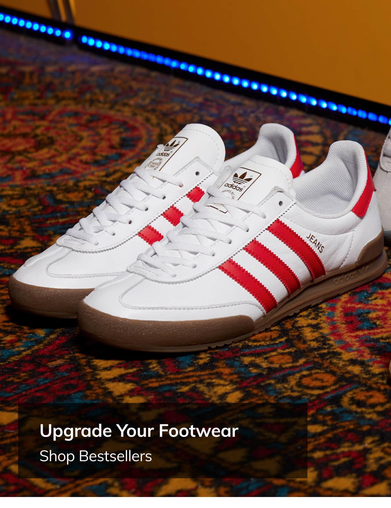 Upgrade Your Footwear