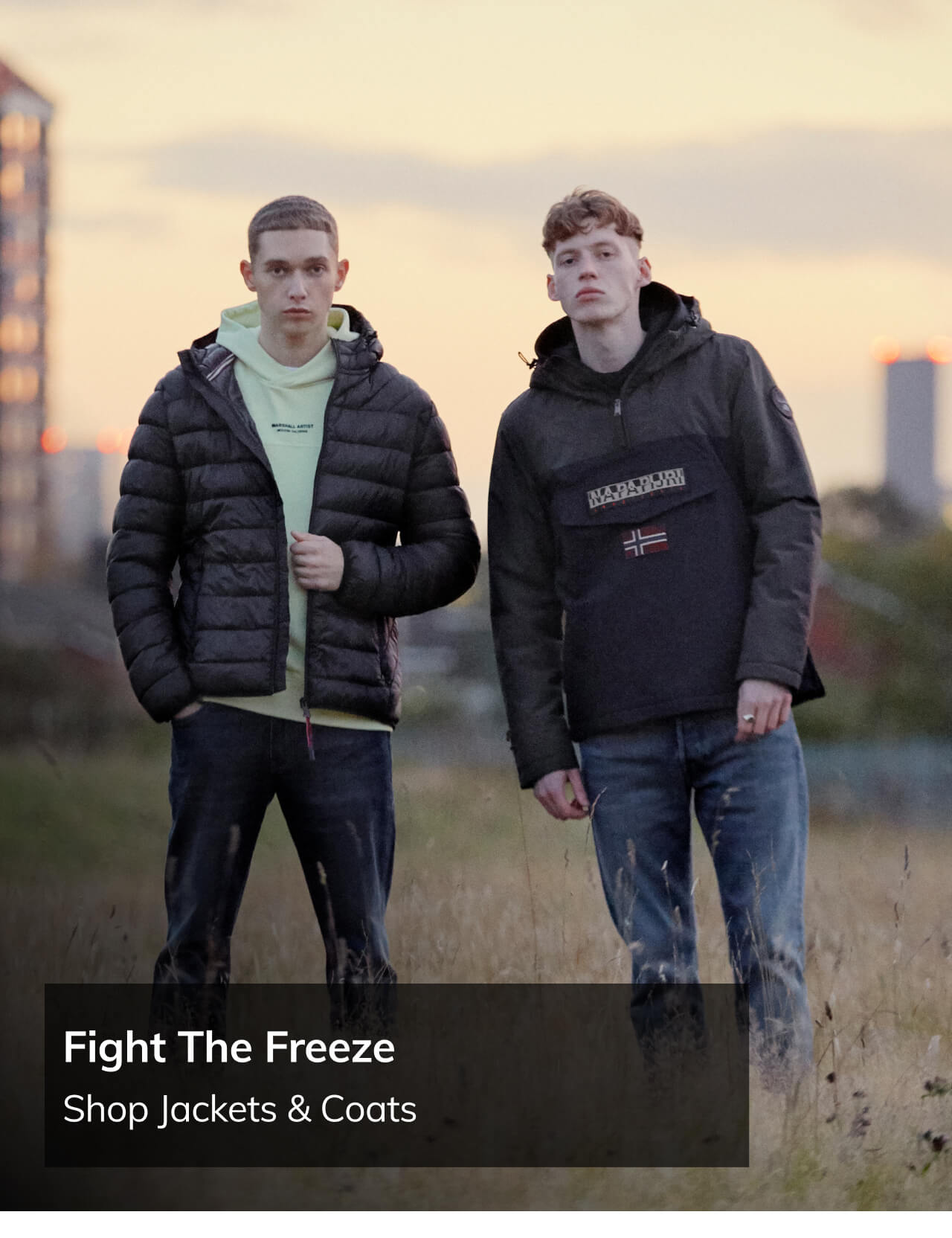 Fight The Freeze