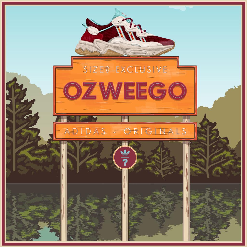 adidas Originals Ozweego - Exclusivité size?