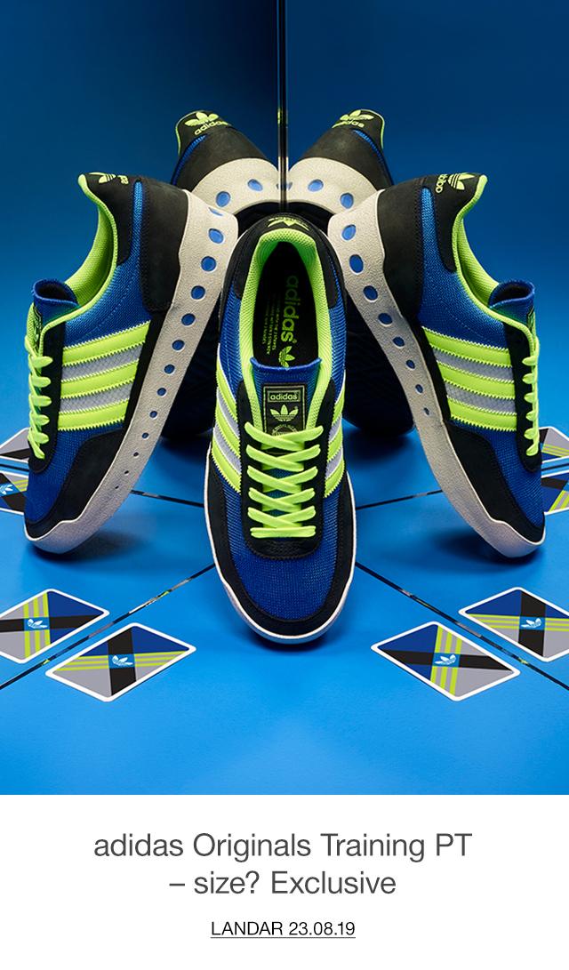 adidas Originals Training PT size? Exclusive