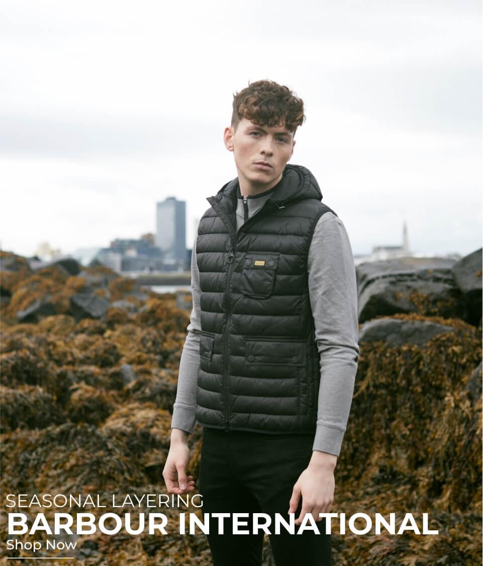 BARBOUR INTERNATIONAL