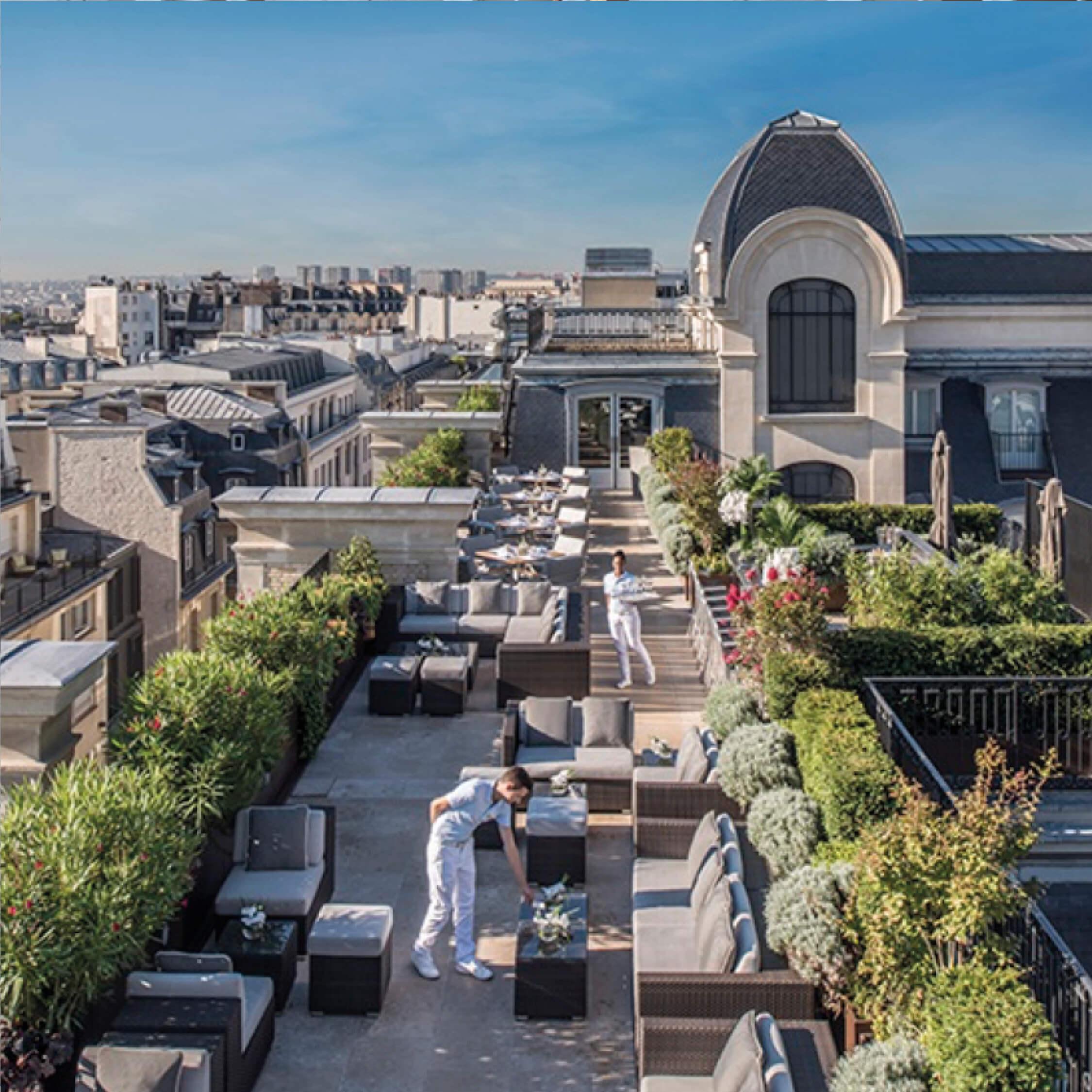 Our Top 5 Parisian Hotels