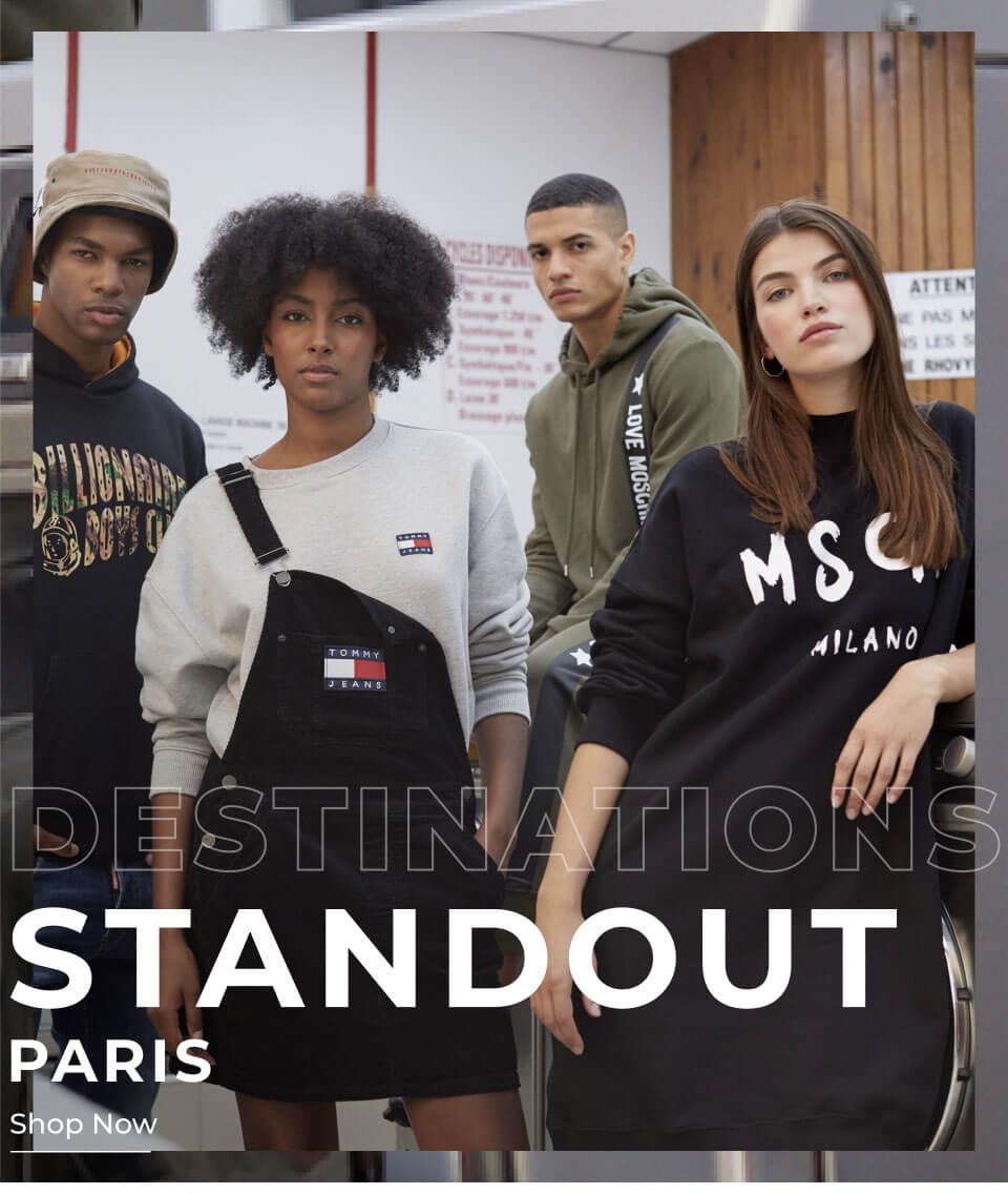 STAND OUT DESTINATIONS: PARIS