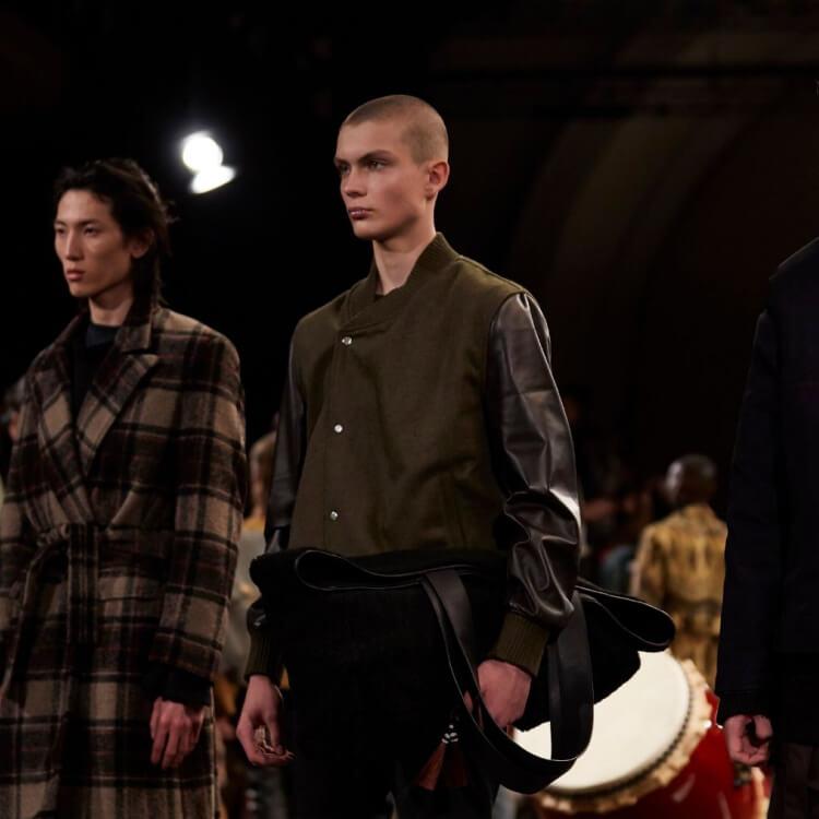 Paris Fashion Week Men's: Rhude AW20 Show