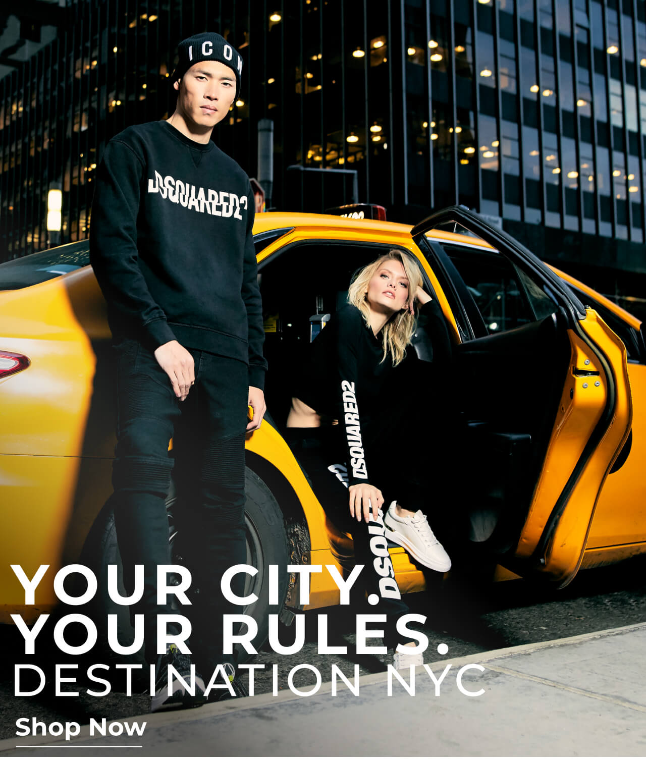 YOUR CITY. YOUR RULES